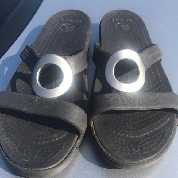 Crocs Front Holder Open Toe Sandals